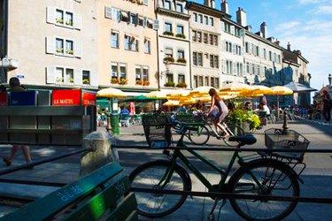 La Città Vecchia di Ginevra