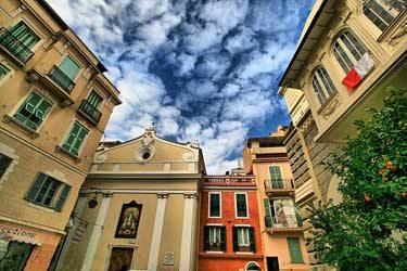 La Città Vecchia di Monaco