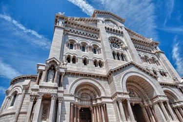 La Cattedrale dell'Immacolata Concezione di Monte Carlo