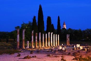 Il Foro Romano di Aquileia