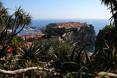 Il Giardino Esotico a Monte Carlo