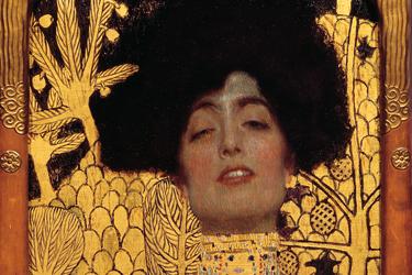 La sensualissima Giuditta di Klimt