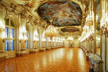 La Grande Galleria dello Schonbrunn