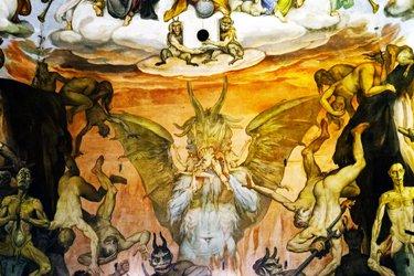 Il grande Lucifero di Zuccari