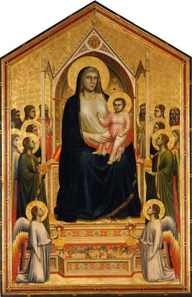 Maestà di Giotto