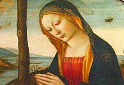 La Madonna dell'Ufo
