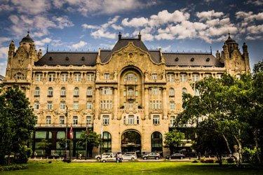 Palazzo Gresham a Budapest
