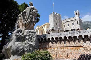 Il Palazzo dei Principi di Monte Carlo