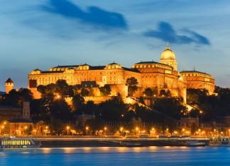 Il Palazzo Reale di Budapest
