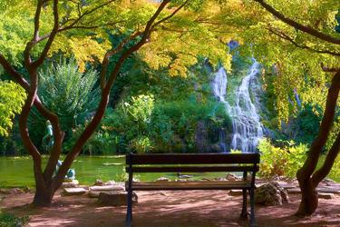 Il Parco dell'Isola Margherita di Budapest