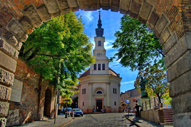 La Porta di Vienna a Budapest
