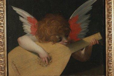 Il Putto Musicante di Rosso Fiorentino
