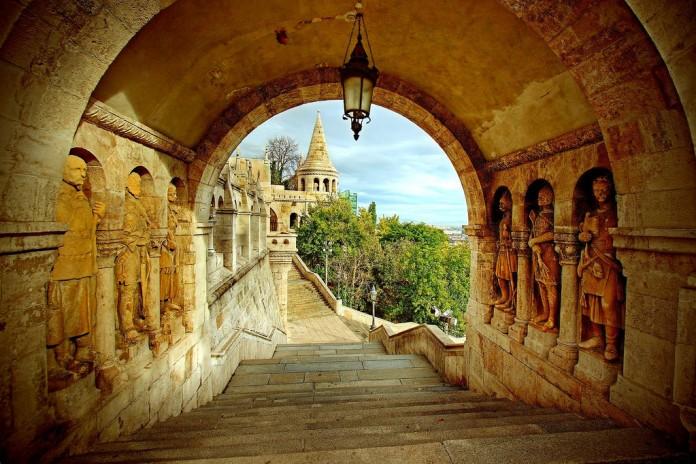 Il Quartiere Buda a Budapest
