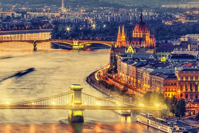 Il Quartiere Pest a Budapest