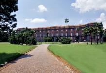 La Reggia e il Parco di Capodimonte a Napoli