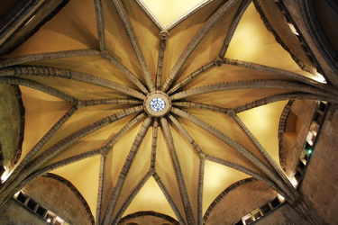 La Sala dei Baroni nel Maschio Angioino