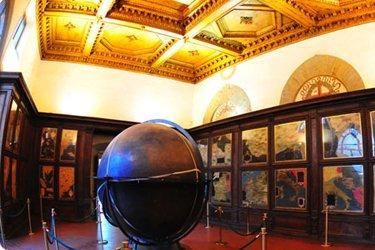 Sala delle Mappe Geografiche