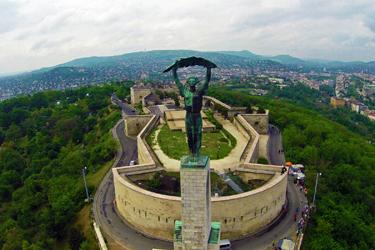 Il Monte Gellért, l'altra collina di Buda