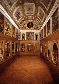 Lo Studiolo di Francesco I de' Medici