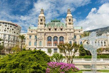 Il Grand Théâtre di Monte Carlo