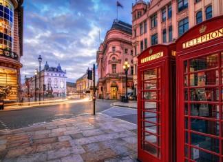 Telefono ed elettricità a Londra