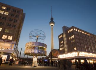 Alexanderplatz a Berlino