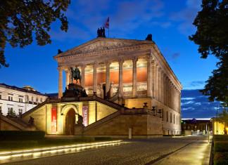 La Alte Nationalgalerie a Berlino