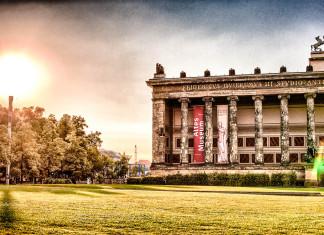 L'Altes Museum a Berlino