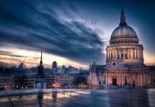 La Cattedrale di Saint Paul a Londra