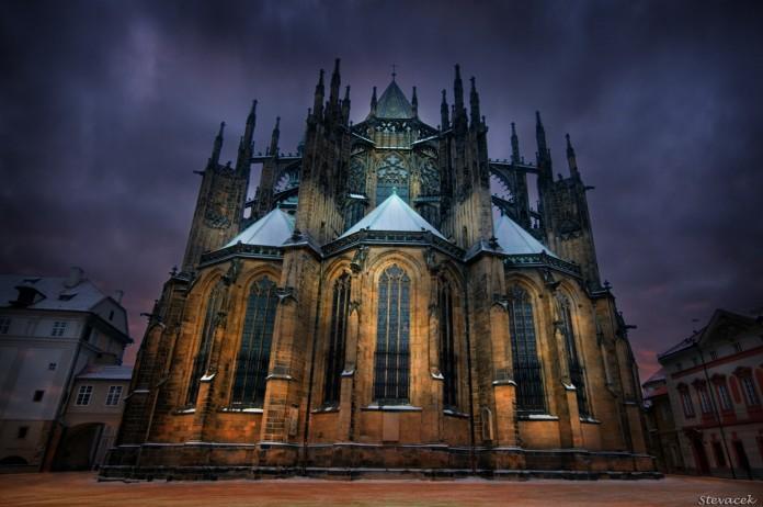 La Cattedrale di San Vito a Praga