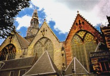 La Chiesa Vecchia (Oude Kerk) di Amsterdam