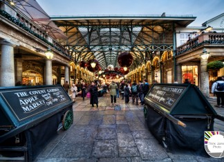 Covent Garden a Londra
