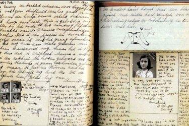 il diario di anna frank orrori di guerra