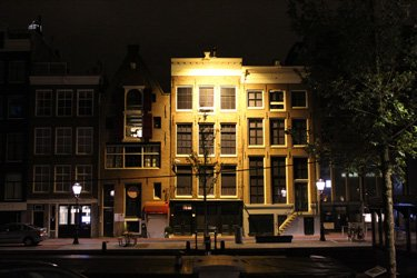 Museo di anna frank ad amsterdam - Casa anna frank ...