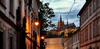 Mala Strana a Praga