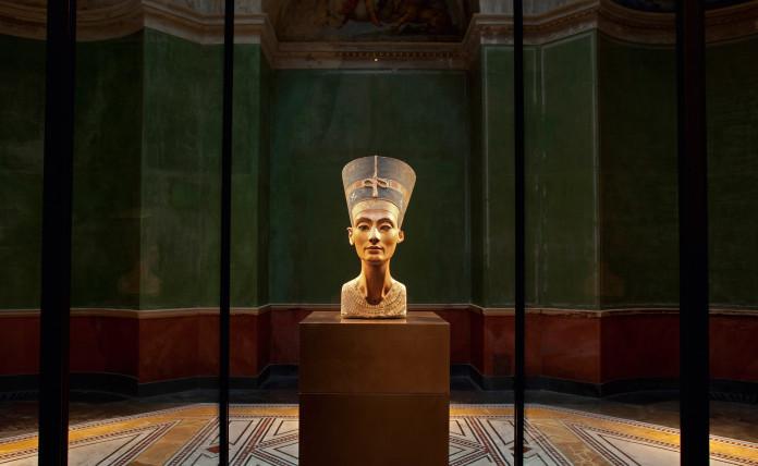 Il Neues Museum a Berlino