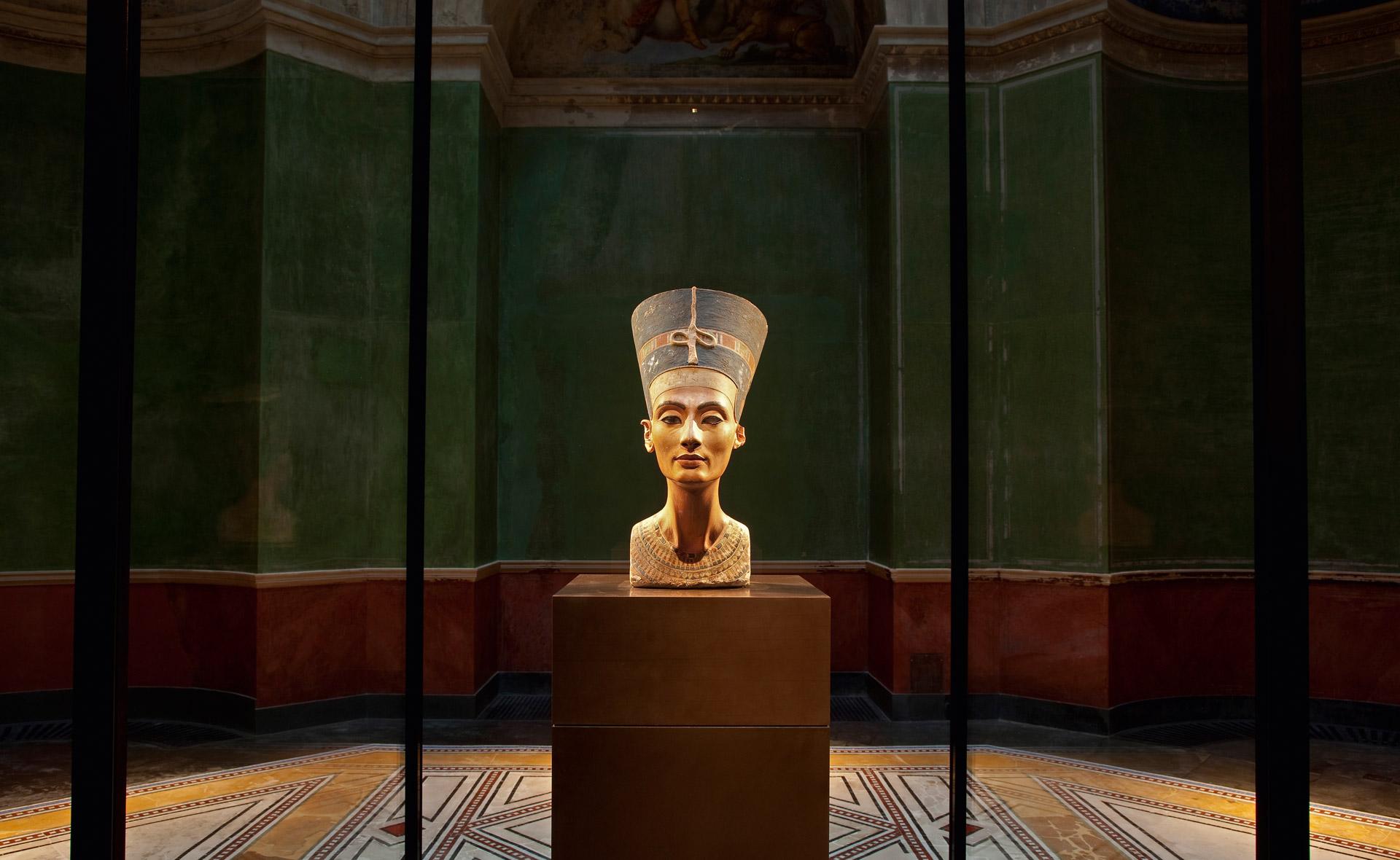 berlino il neues museum a berlino