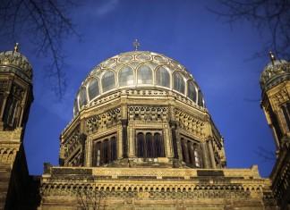 La Nuova Sinagoga di Berlino