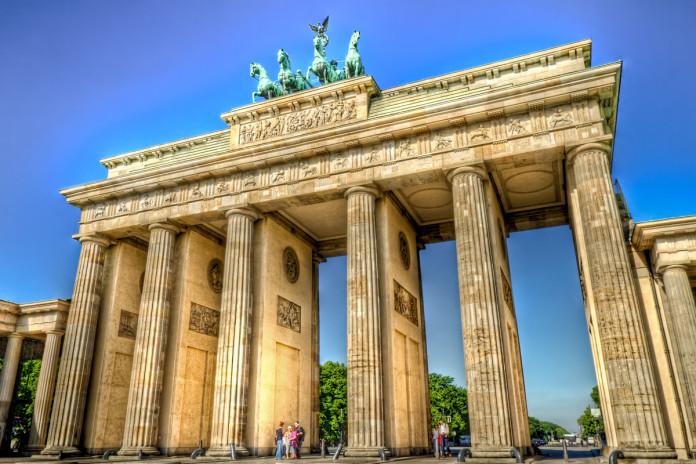 Porta di brandeburgo a berlino - Berlino porta di brandeburgo ...