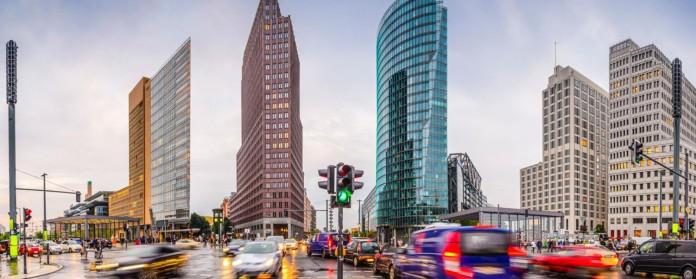 Potsdamer Platz a Berlino