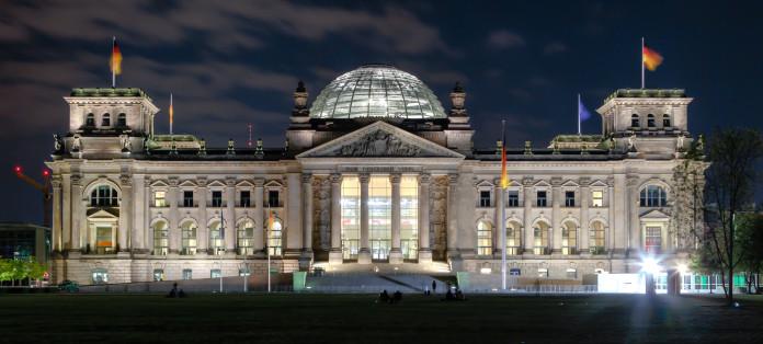 Il Reichstag di Berlino