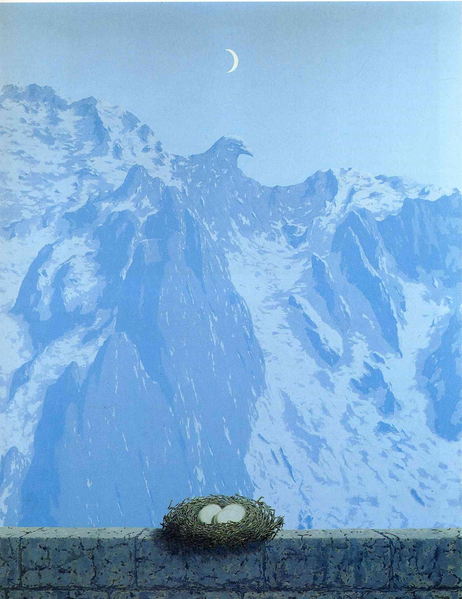 Domaine d'Arnheim Magritte