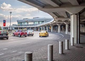 L'aeroporto di Budapest