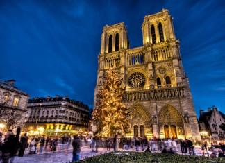 La Chiesa di Notre-Dame a Parigi