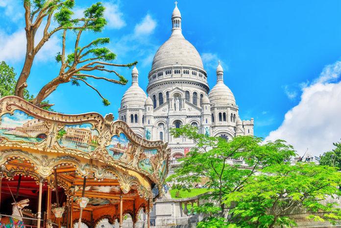 La Chiesa del Sacro Cuore di Parigi
