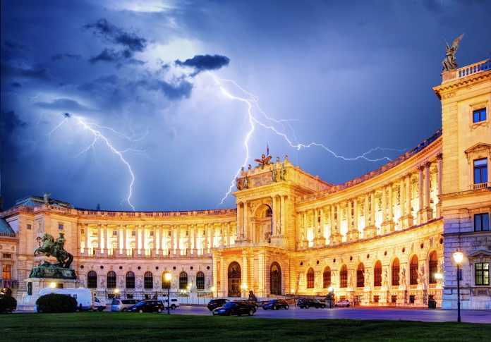 Clima, meteo e temperature a Vienna