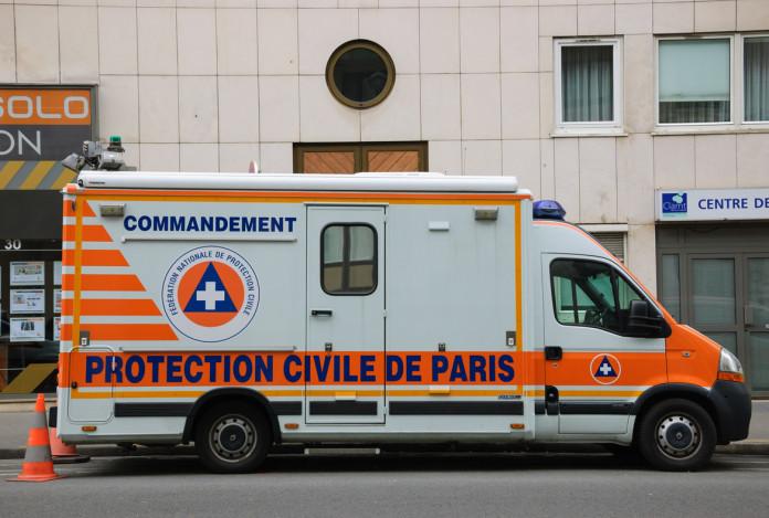 Ospedali, pronto soccorso e farmacie a Parigi.