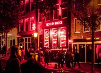 Il Quartiere a luci rosse di Amsterdam