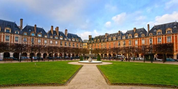 Il Marais di Parigi