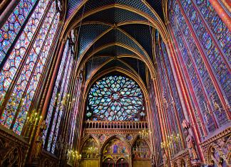 La Sainte Chapelle di Parigi